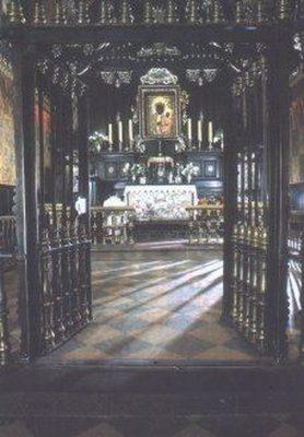 Kaplica Matki Boskiej Częstochowskiej 1